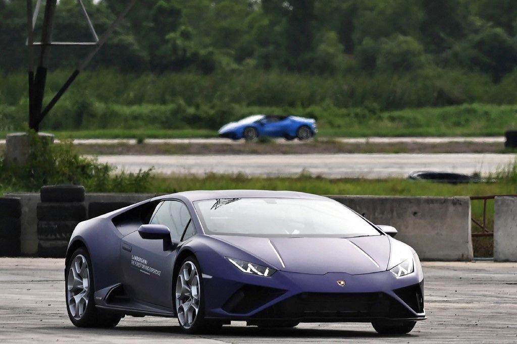 La marque italienne Lamborghini travaille à l'électrification de sa gamme.