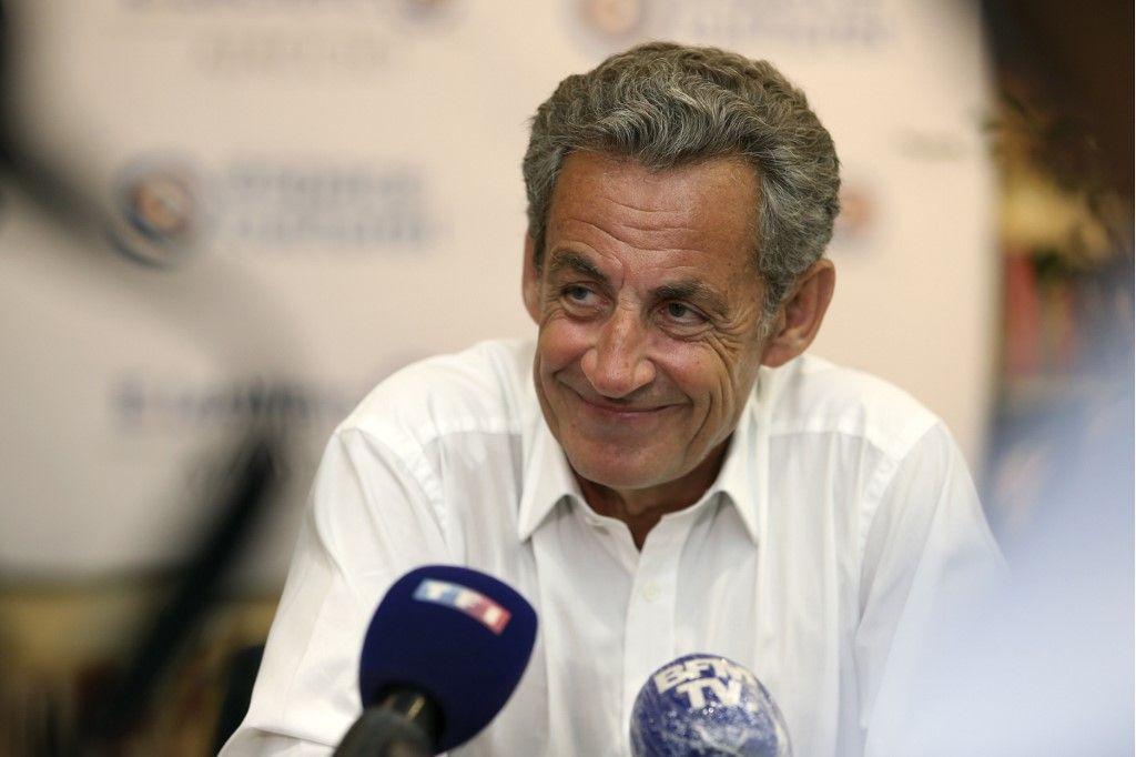 Nicolas Sarkozy Le temps des tempêtes entretien TF1