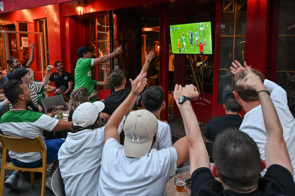 football lassitude des téléspectateurs ligue 1 diffusion canal plus mediapro telefoot matches supporters stade public