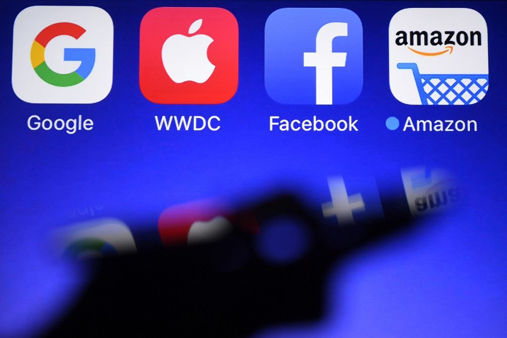 Google, Amazon, Facebook et Apple sur le banc des accusés : ils se considèrent comme le seul espoir de l'économie américaine. Et si c'était vrai ?
