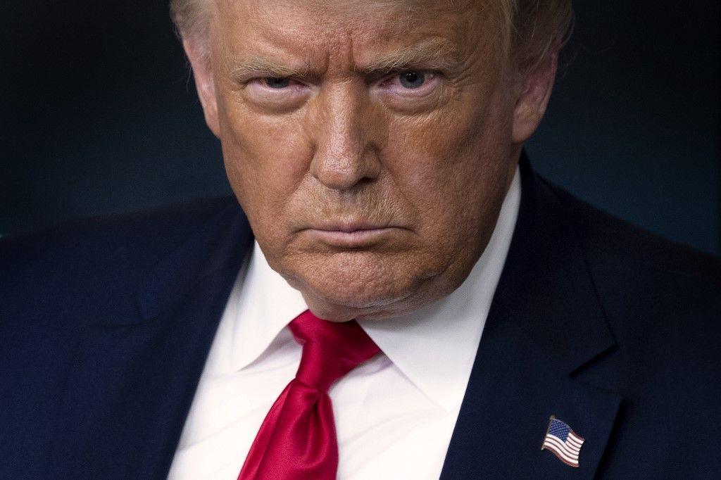 Donald Trump Etats-Unis