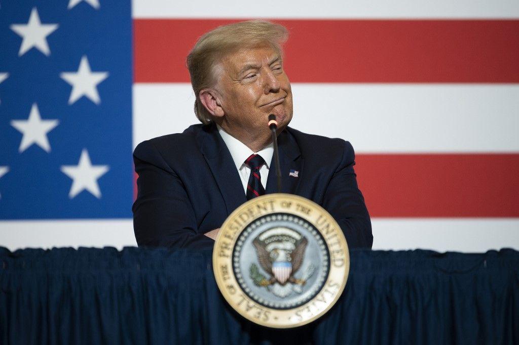 Trump président impulsif, incendiaire... mais souvent efficace ?