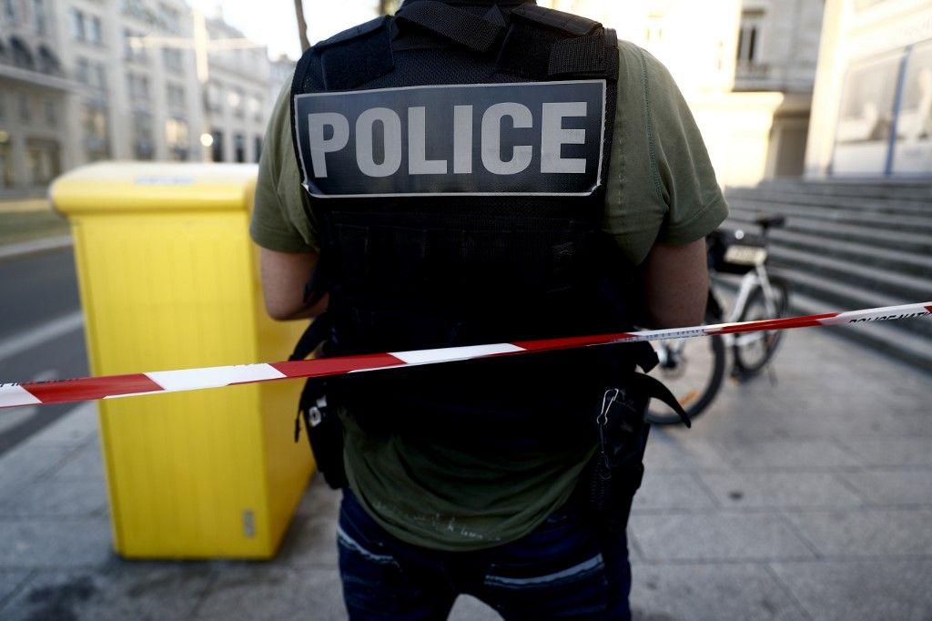 Attaque à l'arme blanche à Nice, l'auteur a été interpellé