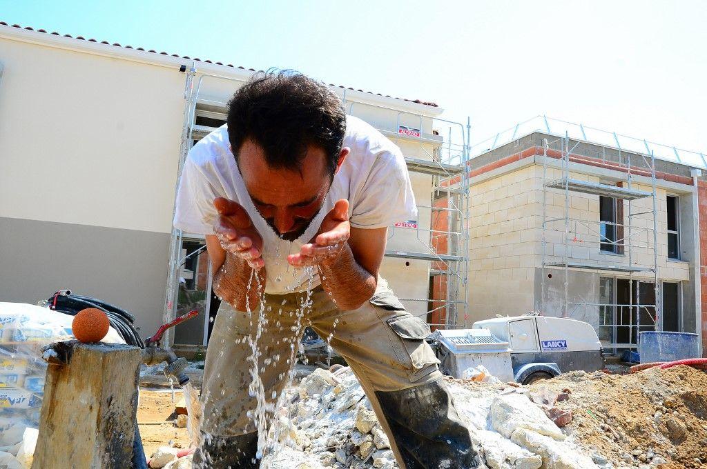 bâtiment maison immobilier chaleur canicule logement maison construction