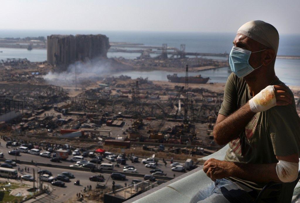 Liban Beyrouth disparus survivants compte Instagram Locate victims Beirut locatebictimsbeirut