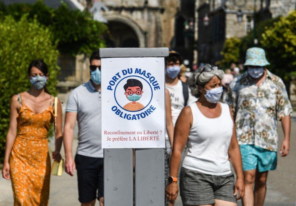 port du masque obligatoire coronavirus covid-19 certificat ars