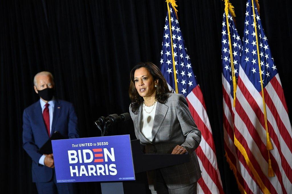 Kamala Harris Joe Biden élection présidentielle américaine