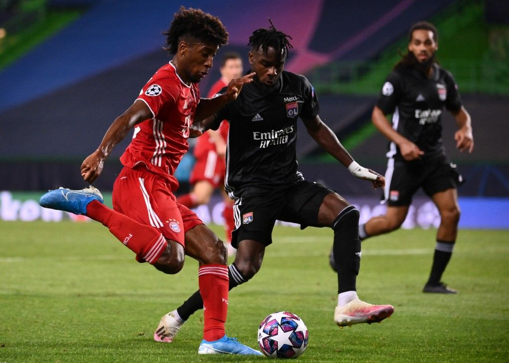 Lyon Bayern Munich Olympique Lyonnais champions league ligue des champions