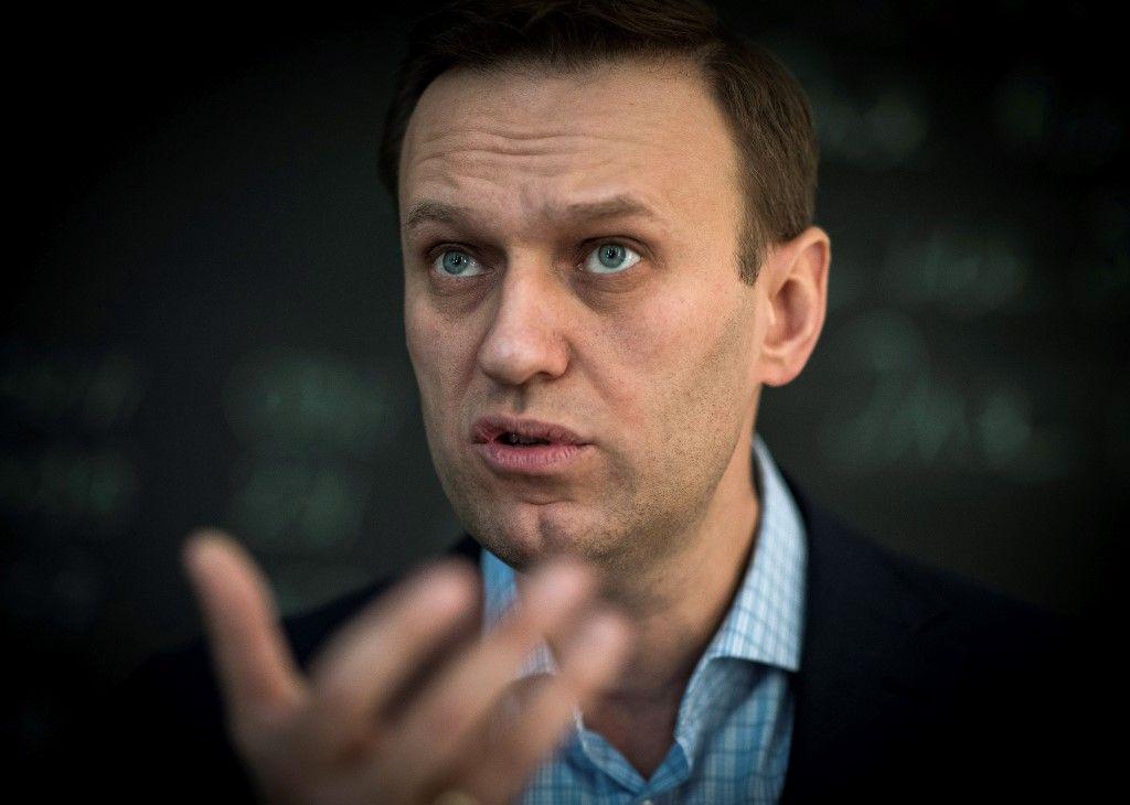 Alexeï Navalny opposant russie Vladimir Poutine empoisonnement