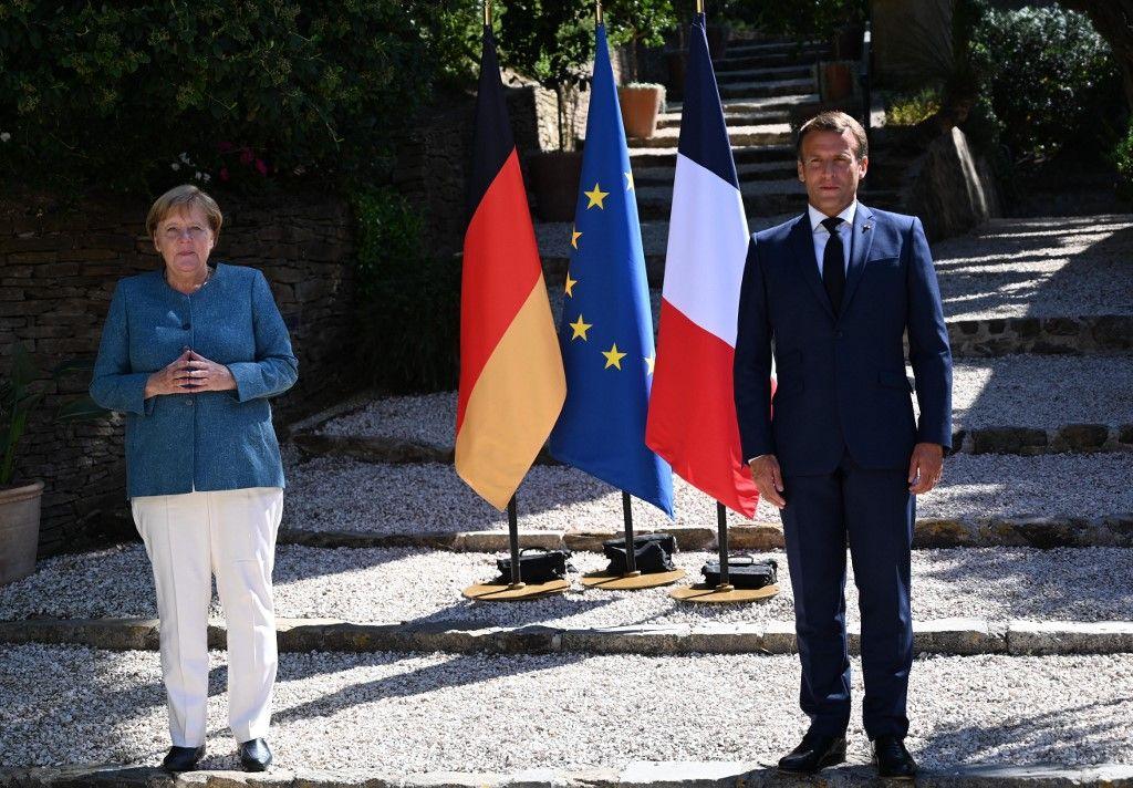 La France et l'Allemagne tentent de rallier l'Europe à sa folie. Ils résistent pour protéger l'économie. Tant mieux