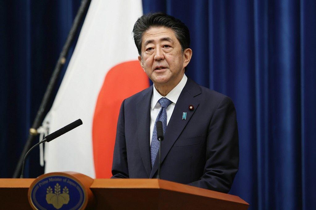 Shinzo Abe abenomics Japon crise relance bilan politique économique investissements Tokyo