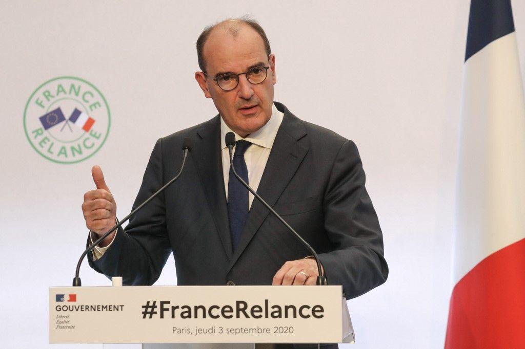 Jean Castex plan de relance France crise économique covid-19 coronavirus