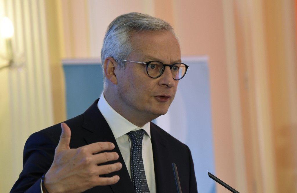 Bruno Le Maire économie budget plan de relance