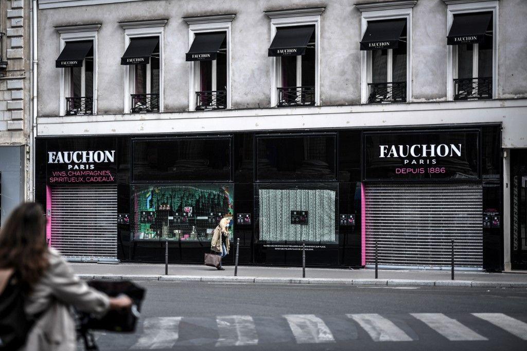 Fauchon commerce tourisme