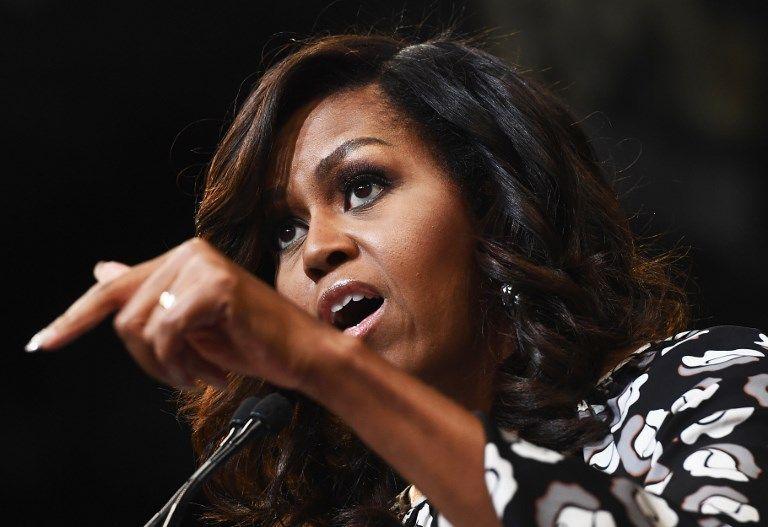 Voulez-vous savoir pourquoi Michelle Obama fait une dépression ? C'est à cause de Trump