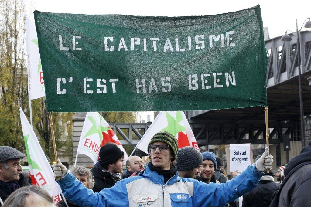 Petite réflexion sur la richesse dans le monde capitaliste