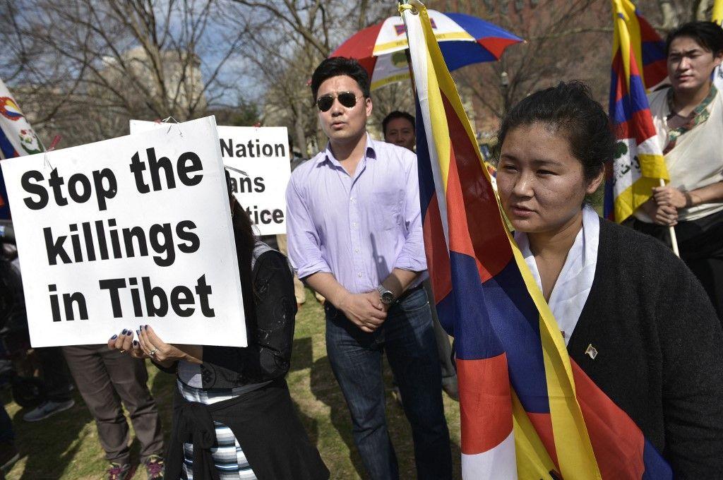 Des milliers de Tibétains en exil aux quatre coins du monde ont commémoré ces jours-ci la répression sanglante de l'insurrection contre le pouvoir maoïste chinois qui fit près de 90 000 morts en mars 1959.