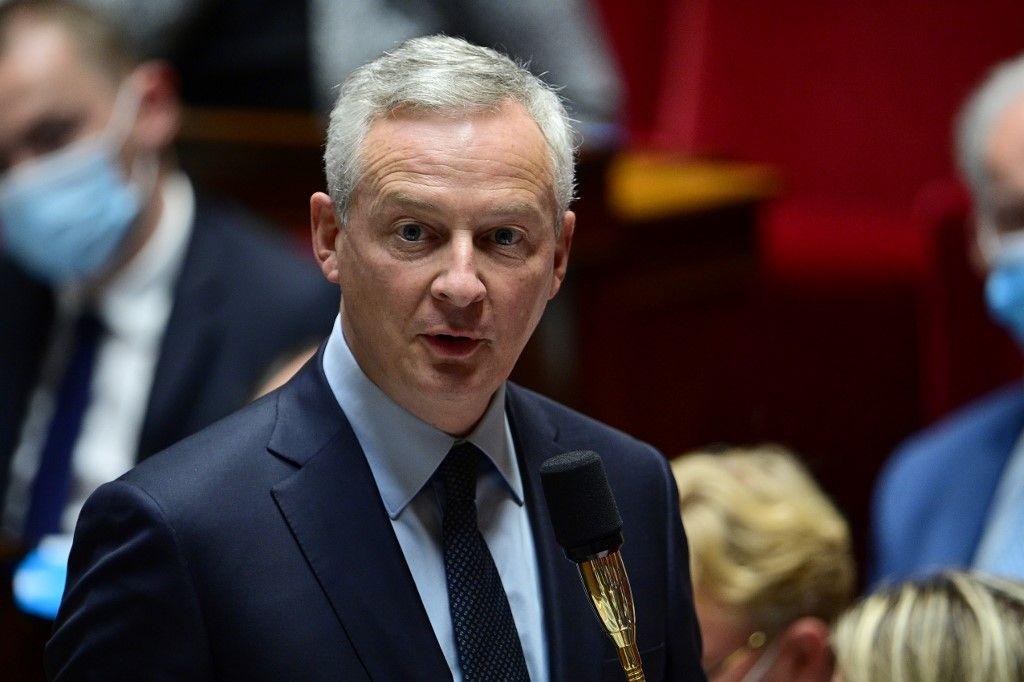 Bruno Le Maire ministre de l'économie crise effets du covid-19 coronavirus
