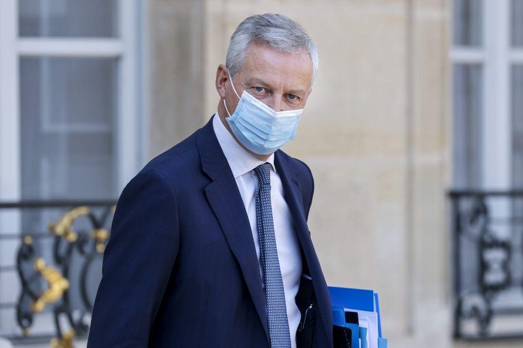 Bruno Le Maire économie France crise économique covid-19 coronavirus emploi