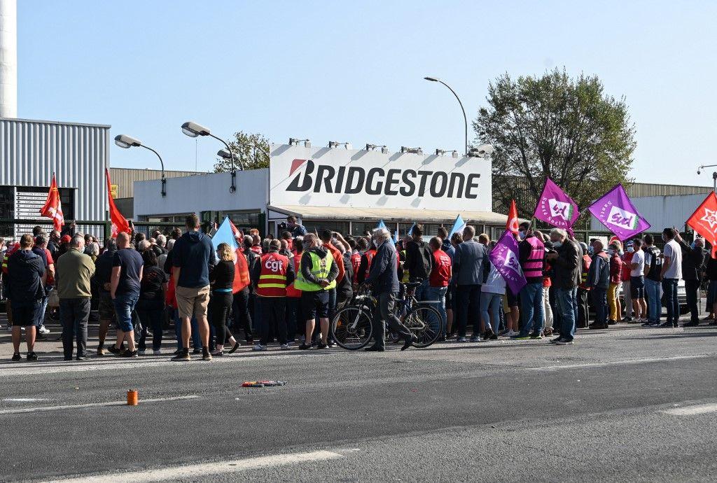 Bridgestone salariés entreprises économie