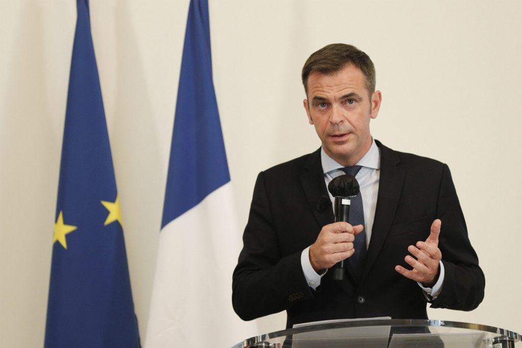 Olivier Véran ministre de la santé