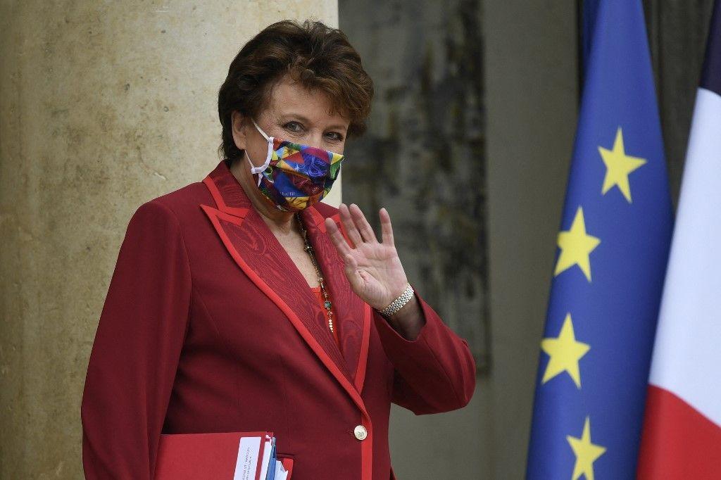 Remise du Covid-19, Roselyne Bachelot est de retour au ministère de la Culture.