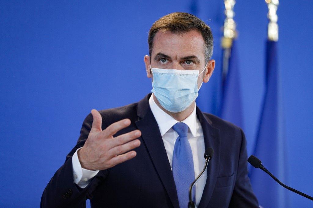 Olivier Véran ministre d ela santé annonces du gouvernement Paris Marseille covid-19 coronavirus