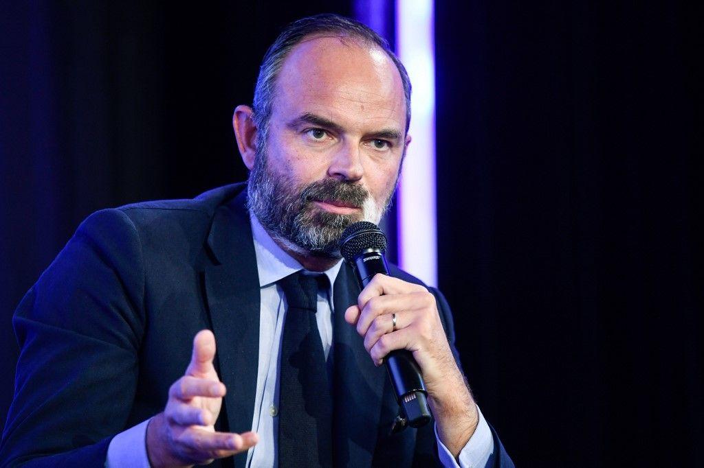 L'ancien Premier ministre Edouard Philippe a été testé positif au Covid-19