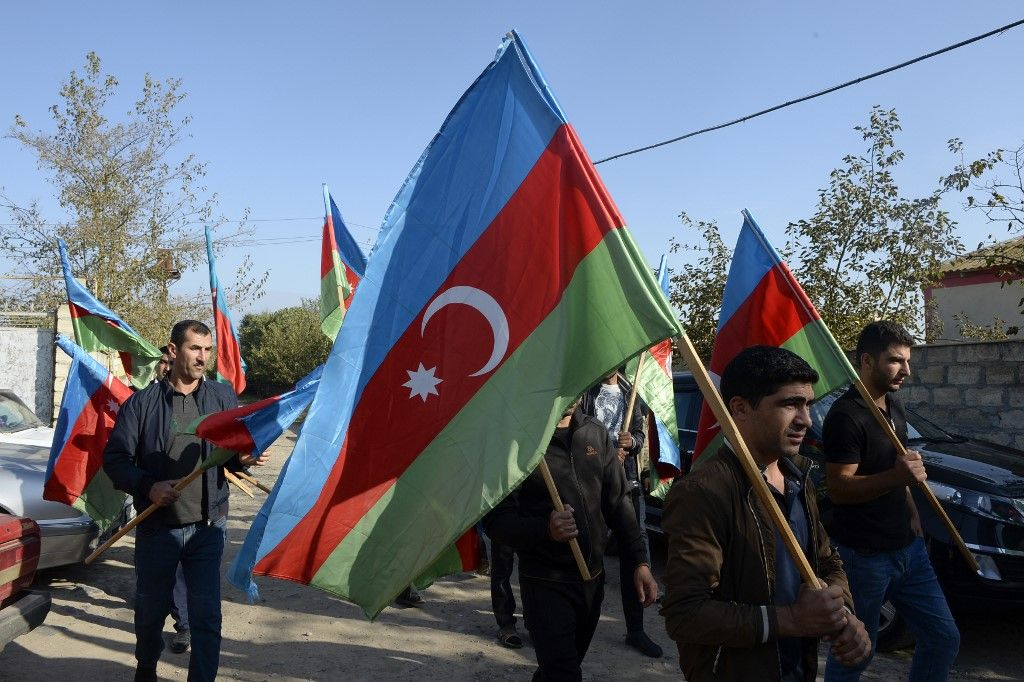 Azerbaïdjan Arménie