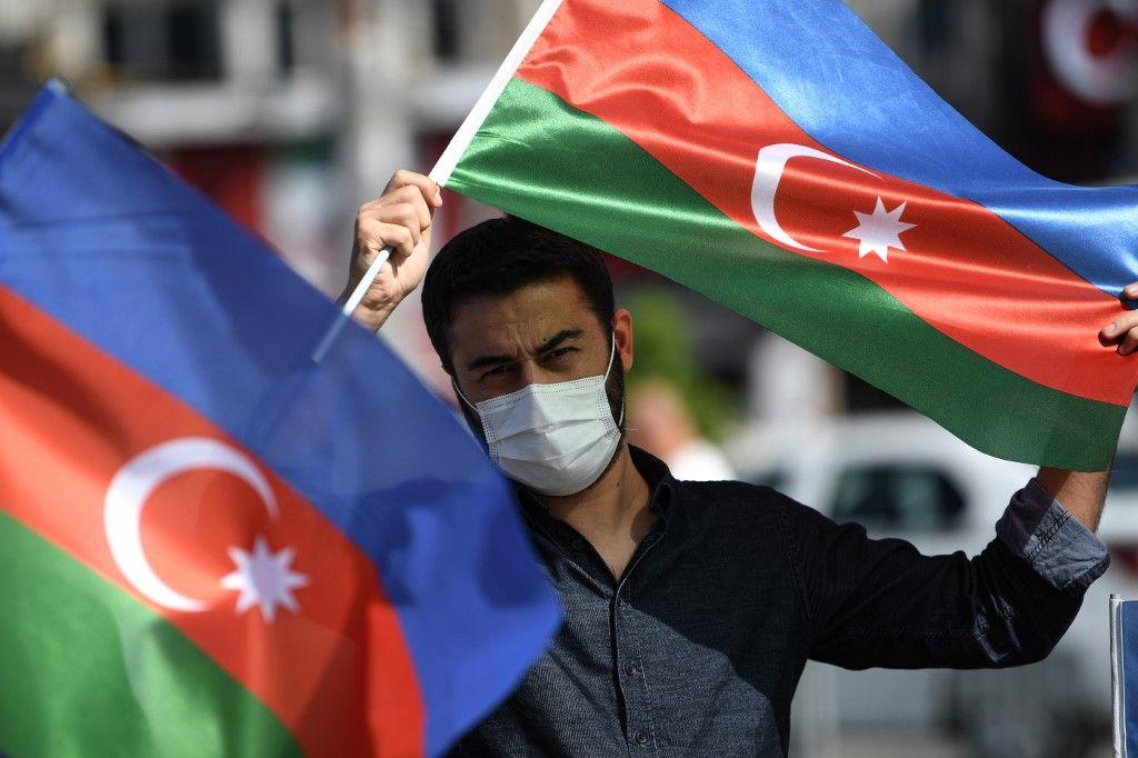 Azerbaïdjan Turquie Haut-Karabakh Arménie