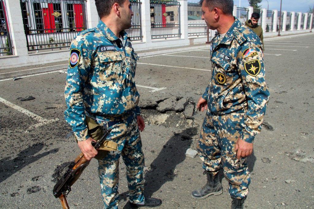 Haut Karabakh Russie Arménie Azerbaïdjan