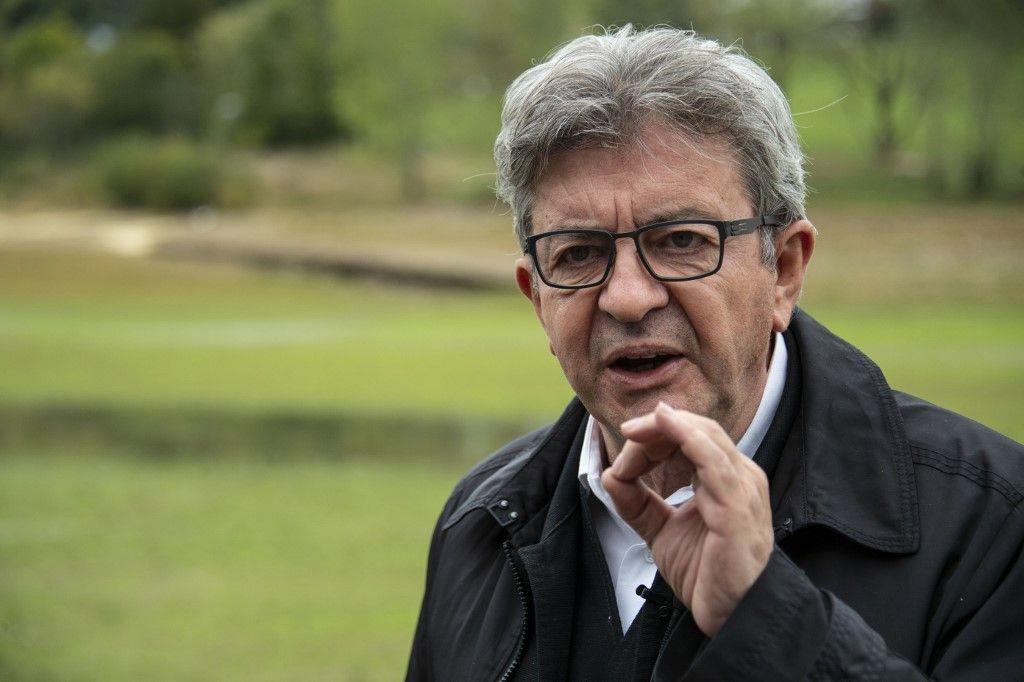 La France Insoumise Jean-Luc Mélenchon pape François encyclique Fratelli Tutti