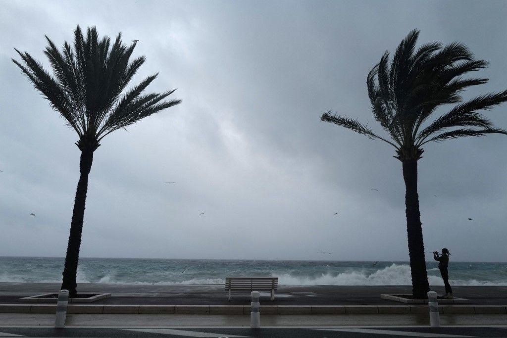 Les Alpes-Maritimes dévastées après le passage de la tempête Alex