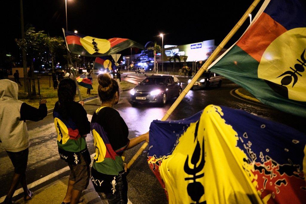 """Nouvelle-Calédonie : le """"Non"""" à l'indépendance l'emporte avec 53,26 % des voix"""