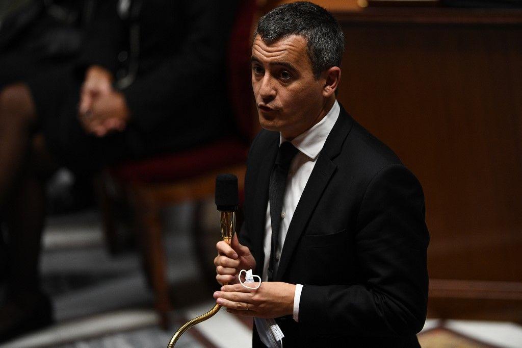 """Elève Darmanin, vous me recopierez cent fois les mots : """"plus jamais je ne dirai séparatisme"""""""