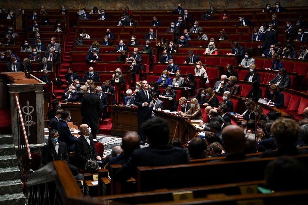 Jean Castex Premier ministre opposition classe politique
