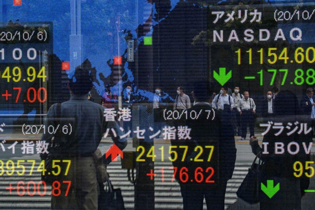 Face à la pandémie, les marchés financiers résistent à la déprime avec de vraies raisons de garder le moral