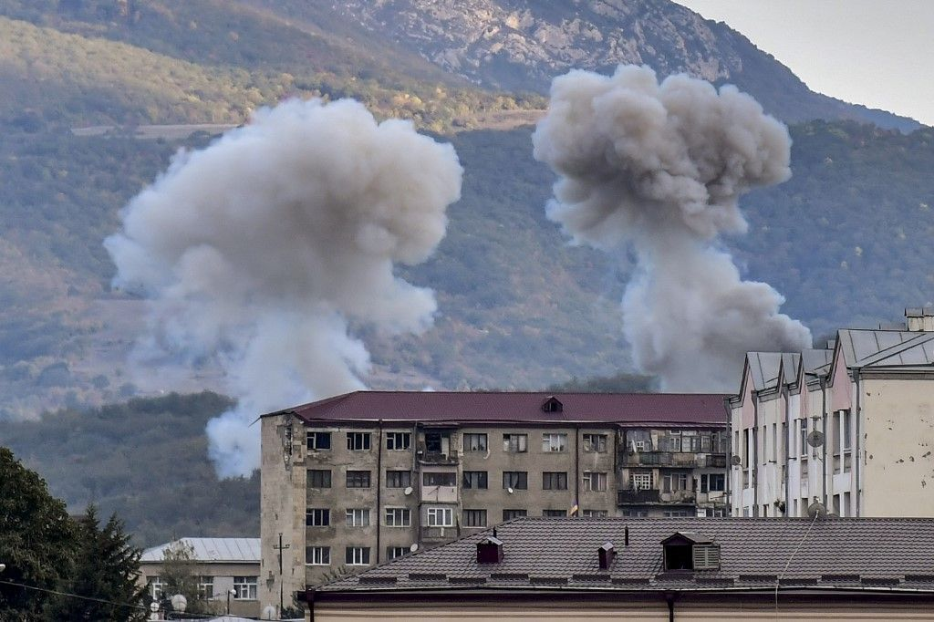 L'ingérence au Haut-Karabagh, une étape de plus dans la stratégie néo-ottomane d'Erdogan