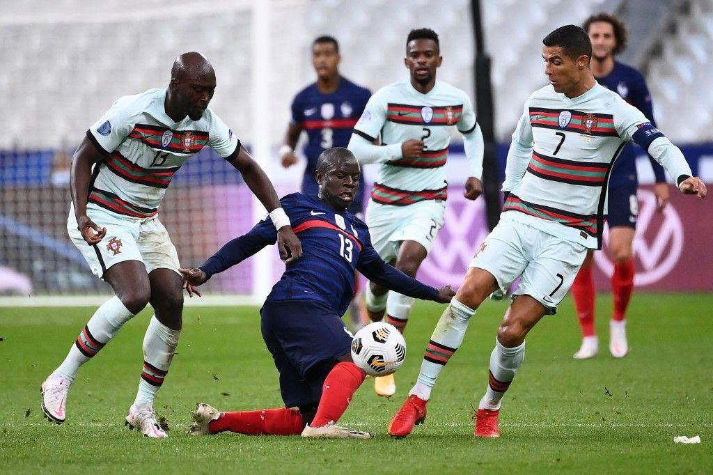 France Portugal Ligue des Nations