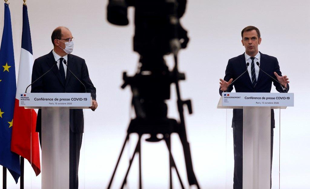 Covid-19 : après l'annonce du couvre-feu, Jean Castex et les membres du gouvernement détaillent les différentes mesures