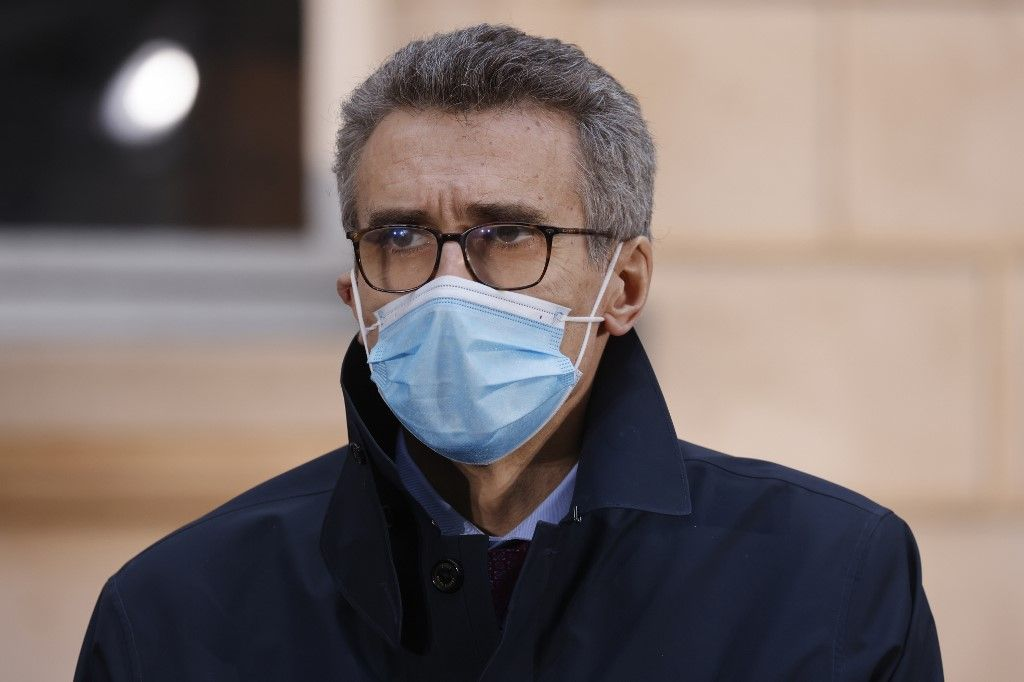 Marc Guillaume démission affaire Duhamel