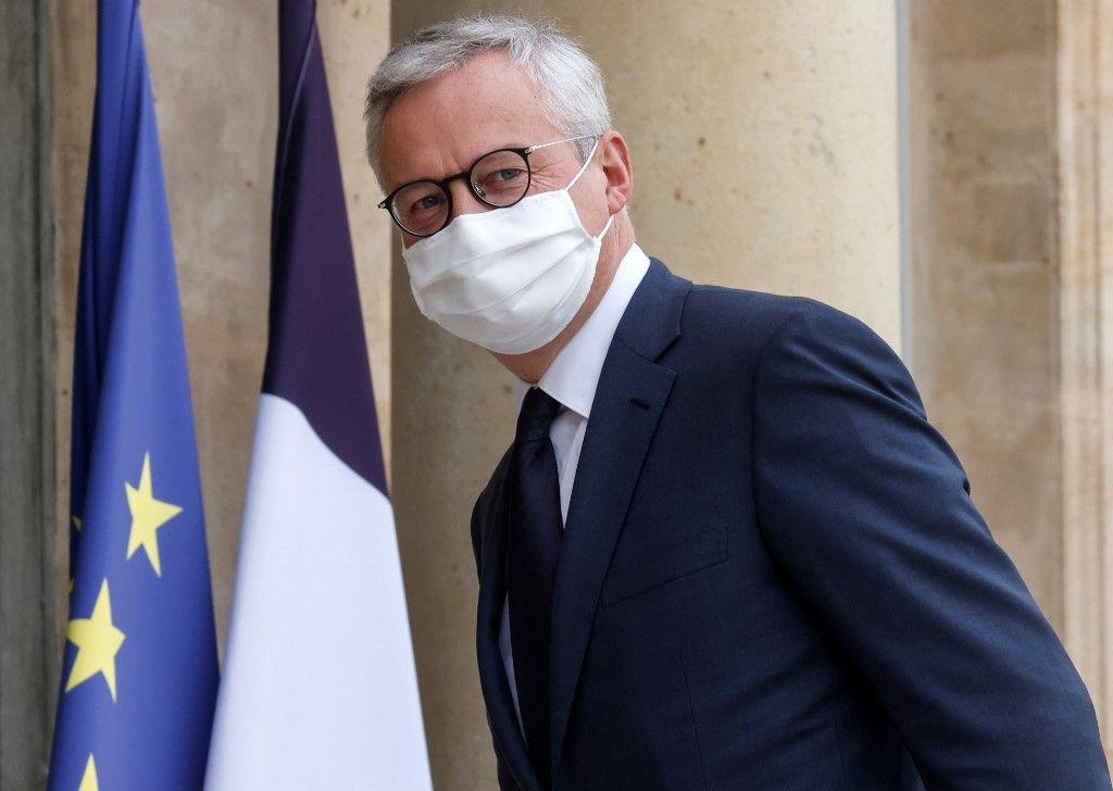 Face à l'aggravation de la crise, Bruno Le Maire renforce les mesures de soutien mais évite toute nouvelle contrainte réglementaire