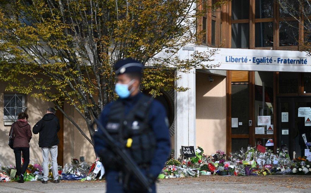 Conflans-Sainte-Honorine attentat Samuel Paty