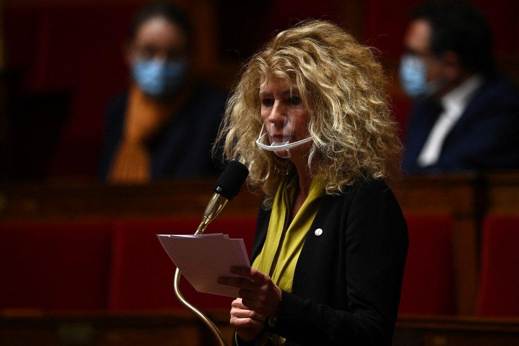 La députée du Bas-Rhin Martine Wonner.