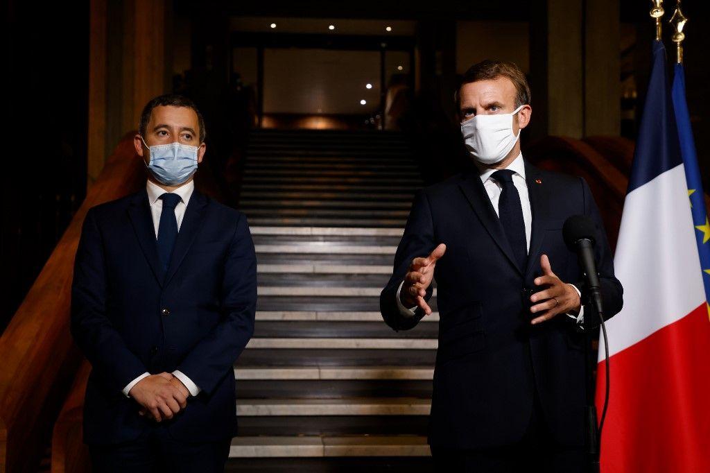 Emmanuel Macron annonces islamisme mesures