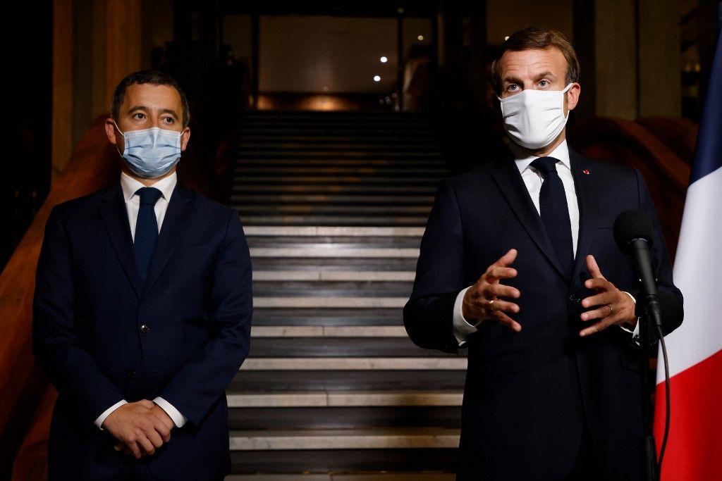 Emmanuel Macron séparatisme