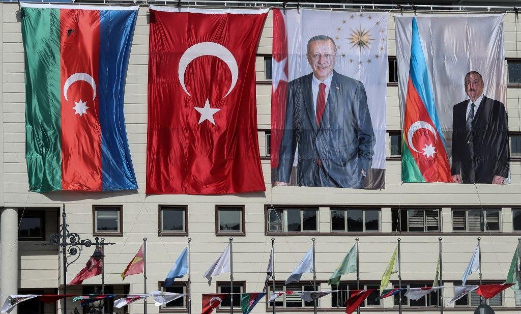 Azerbaïdjan Arménie Haut Karabagh Haut Karabakh conflit guerre intervention France