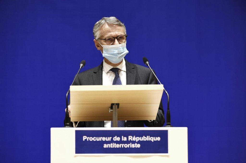 attentat de Conflans-Sainte-Honorine procureur Samuel Paty