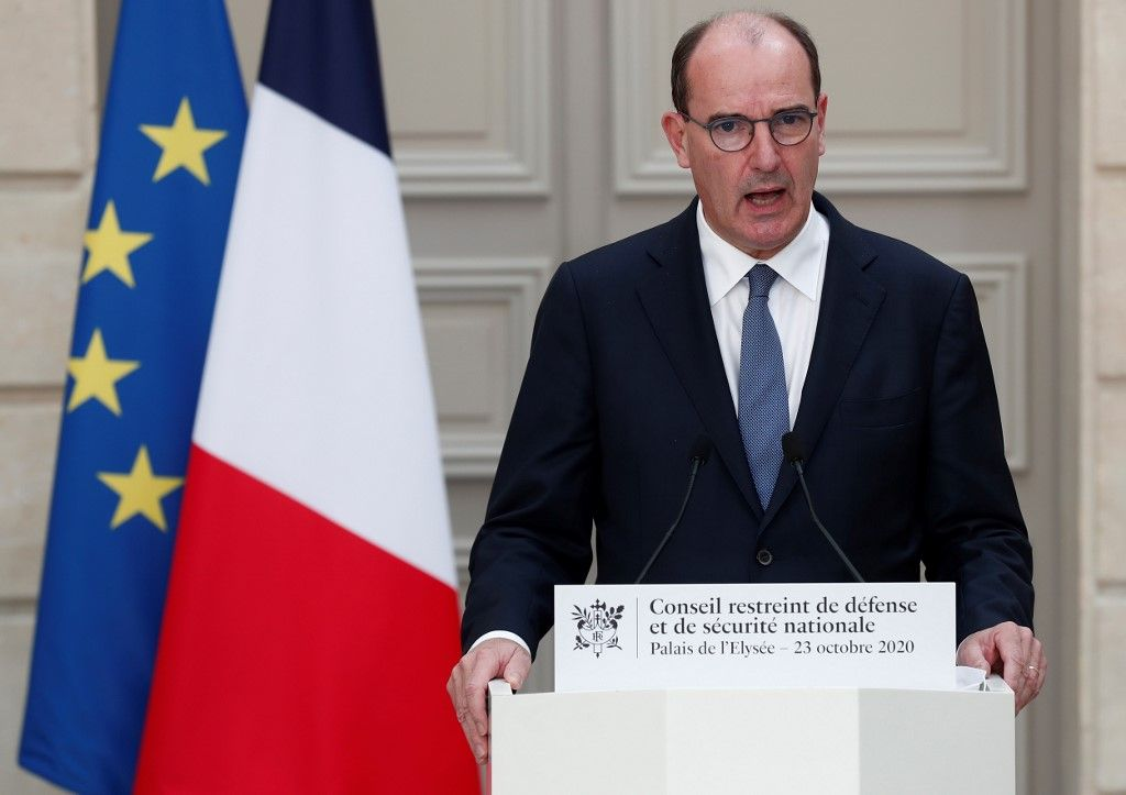 Jean Castex sommet social mesures réformes France avenir plan de relance crise économique coronavirus covid-19