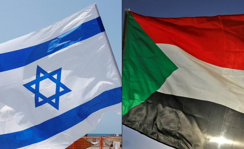 Du blé contre la reconnaissance d'Israël par le Soudan